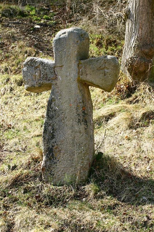 Smírčí kříž Rabštejn nad Střelou.