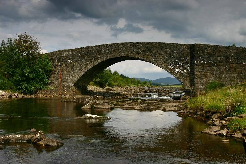 Bridge Orchy.