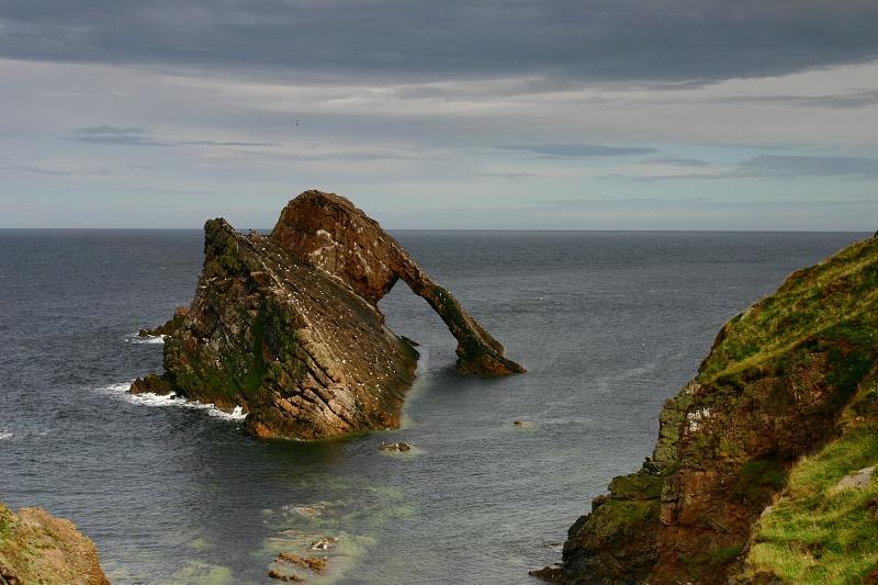 Bowfiddle Rock.