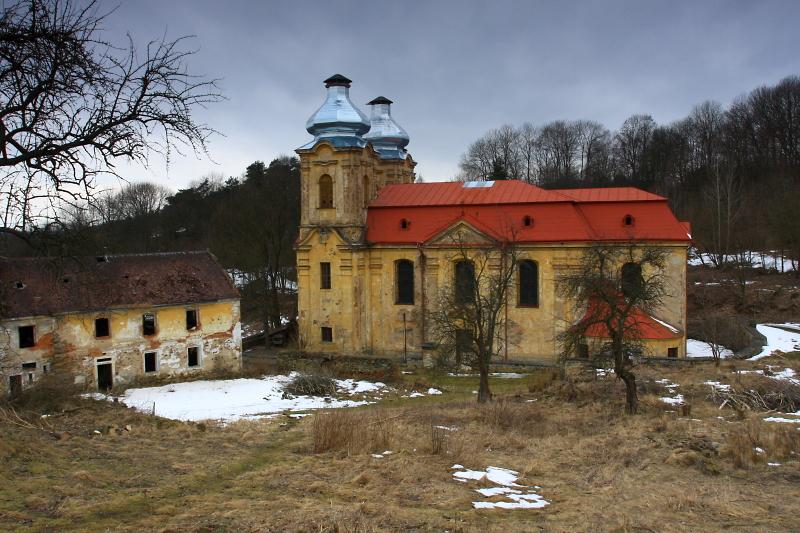 KOSTEL SKOKY - Zdeněk Kučera