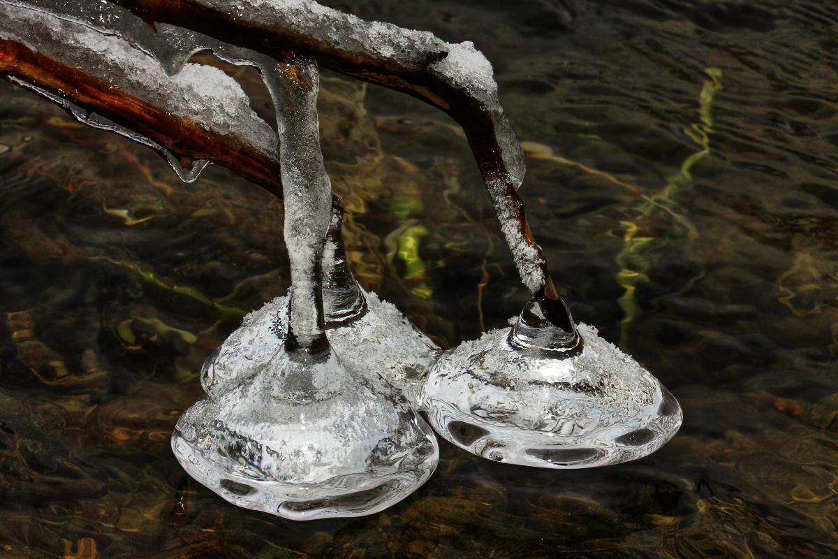 Ledové hrátky.