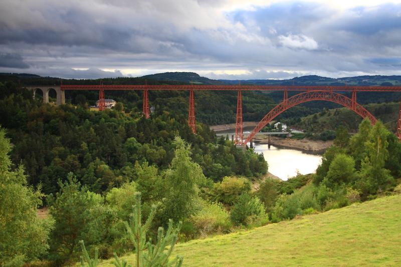 Viaduct de Garabit.