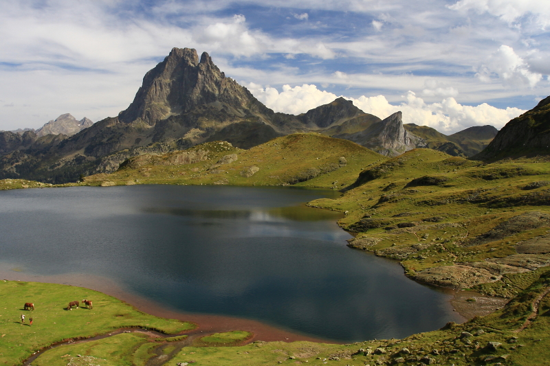 Lacs d Ayous.